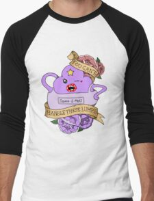Adventure Time - You Can't Handle These Lumps Men's Baseball ¾ T-Shirt