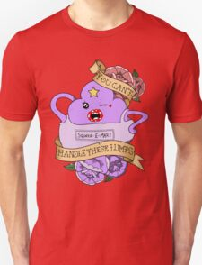 Adventure Time - You Can't Handle These Lumps Unisex T-Shirt
