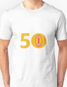Pro Football Championship 50 Ball T-Shirt
