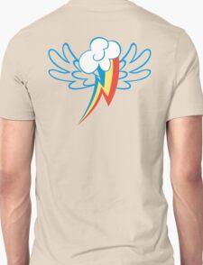 Rainbow Dash Cutie Wings T-Shirt