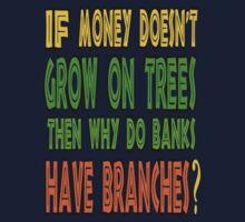 ㋡♥ټRandom Funny Bank Joke Clothing & Stickersټ♥㋡ Kids Clothes