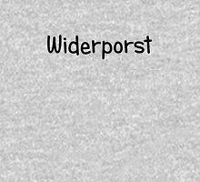 Widerporst (black) Unisex T-Shirt