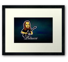 John Petrucci (Print Version) Framed Print