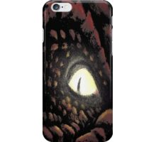 Eye of the Dragon (v) iPhone Case/Skin