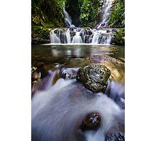 Elabana Falls Photographic Print