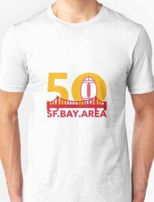 Pro Football Championship 50 SF Bay Area T-Shirt