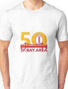 Pro Football Championship 50 SF Bay Area Unisex T-Shirt