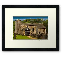 St Gregory's Minster Framed Print
