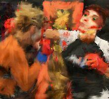 FemaleGladiators by Scott Wilson