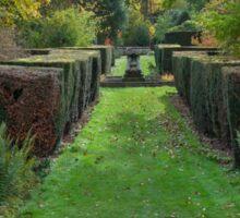 Spetchley Gardens, Worcestershire Sticker