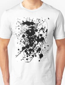abstract with ink T-Shirt