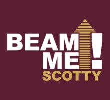 Star Trek - Beam Me Up Scotty by metacortex