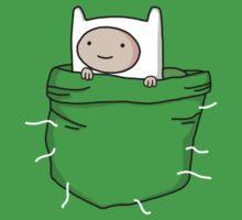 Adventure Time - Pocket Finn Kids Clothes