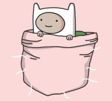 Adventure Time - Pocket Finn Kids Tee