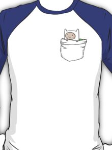 Adventure Time - Pocket Finn T-Shirt
