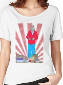 Robot sale Women's Relaxed Fit T-Shirt