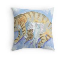 The Surrogate Throw Pillow
