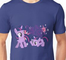 Twilight sparkle - mlp filly Unisex T-Shirt
