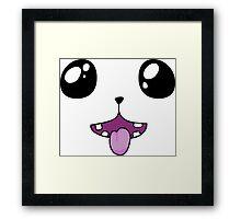 BraveWorks Bear Framed Print