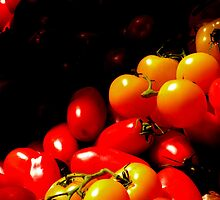 Tomatoes  by Barnbk02
