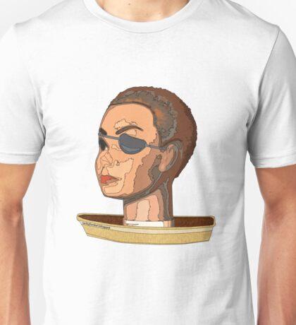 head in boat Unisex T-Shirt