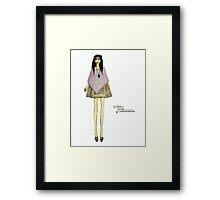 Willow Arrah Framed Print