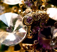 Diamonds and Gold SuperMacro 6 by AnnArtshock