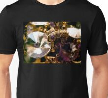 Diamonds and Gold SuperMacro 6 Unisex T-Shirt
