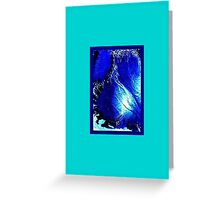 JWFrench Collection Marbled Card 94 Greeting Card