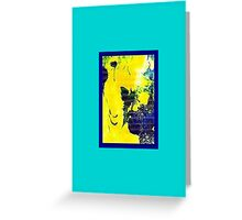 JWFrench Collection Marbled Card 96 Greeting Card