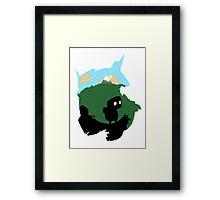Kin - The Journey Framed Print