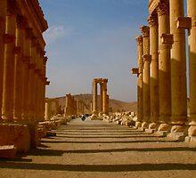 Palmyra, Syria by Citisurfer