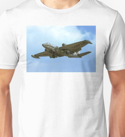 English Electric Canberra T.4 WT480/BC Unisex T-Shirt