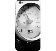 RPM iPhone Case/Skin