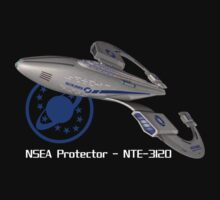 Galaxy Quest - NSEA Protector by metacortex