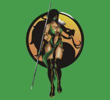 Mortal Kombat - Jade by etoeto