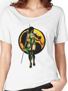 Mortal Kombat - Jade Women's Relaxed Fit T-Shirt