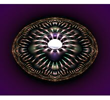 Pearl Shield Photographic Print