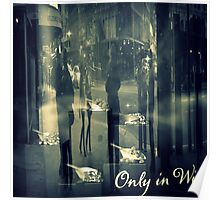 Only in Winter Poster