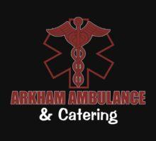 Cthulhu - HP Lovecraft - Arkham Ambulance T-Shirt