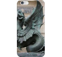 St. Michel fountain iPhone Case/Skin