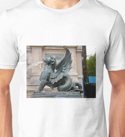 St. Michel fountain Unisex T-Shirt