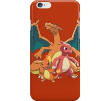 Charmander Evol iPhone Case/Skin