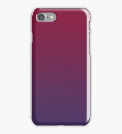 ABYSS - Plain Color iPhone Case and Other Prints iPhone Case/Skin