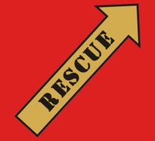 FIGHTER RESCUE Kids Clothes