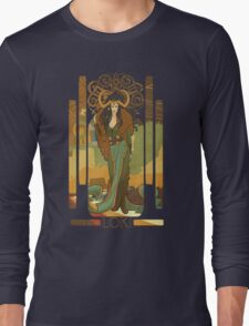 Lady Loki Long Sleeve T-Shirt