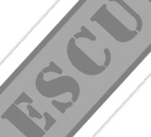 FIGHTER RESCUE - Stealth Sticker