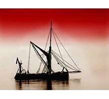 Sailing boat  Photographic Print