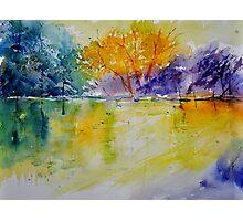 watercolor 219041 Photographic Print