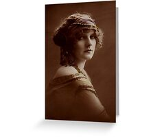 JWFrench Collection Vintage Range Emily Greeting Card